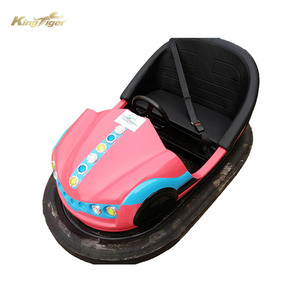 Factory wholesale battery operated bumper cars
