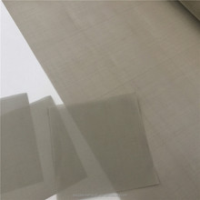 90 micron plain woven air filter mesh / stainless steel wire mesh screen