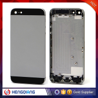 High quality phone battery cover back housing for iphone 5