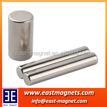 hot sale china industrial direct ndfeb bullet magnet/rod magnet for wind energy