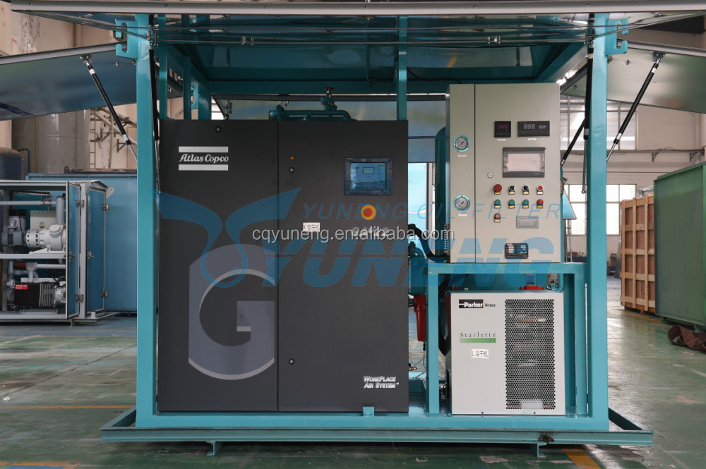 Dry/Hot Air Generator for Oil Refinery Maintenance