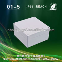 New Plastic Electronic Project Control box