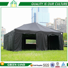 High Quality Ez Up Tent Pop Gazebo Black Folding
