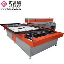 300W 400W POPULAR wood/mylar stencils/card stock laser die cutting machine