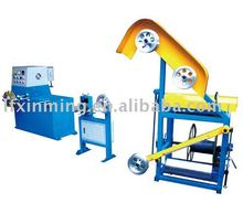 copper wire coil winding machine
