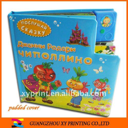 Kids Music Book Services from China