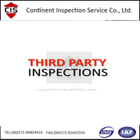 Third party inspection service / full inspection / container loading check