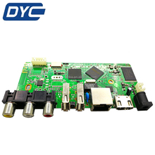 Electronic 94v0 android tv box pcb/pcba/circuit board