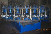 rotary upper linking injection molding machine