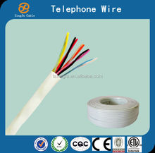 Hot sell made in Linan top3 cable manufacturer high quality telephone 10 pair underground telephone cable