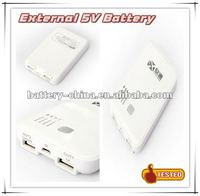 2012 New Dual USB External USB Battery for Samsung Galaxy S2/S3