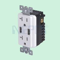 american standard wall socket and switch