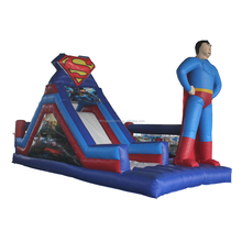 Lotting giant PVC indoor inflatable children playgrounds