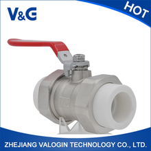 Chinese Supplier Gas 2015 New Brass Float Ball Valve
