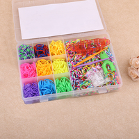 new DIY loom bands for newest leather bracelet for men