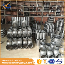 Titanium GR2 ASTM b-363-06a Pipe Fitting/Cross,Elbow,Tee,Reducer,Cap,Flange,Pipe,Tube