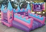 Funky Chic Jumping Castle