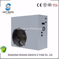 HS-13WB all in one low cost air source/air to water heat pump 4.8kw with high quality water pump