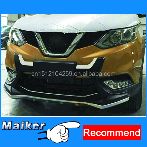 Auto Front Bumper 2016 Side Step Bar For Nissa Qashqai Spare Parts