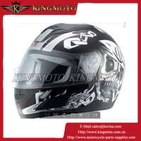 KM-01Good ABS full face racing motorcycle skull cool China full face motorcycle helmet
