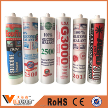 Factory cheap sales bulk silicone sealant 1200 for glass