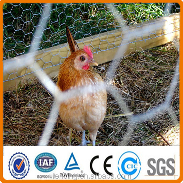 Alibaba fireproof chicken wire mesh