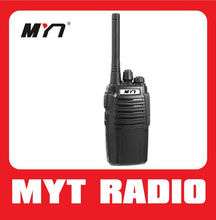 MYT-560 cheap vhf uhf handheld long distance ham radio transceiver with FM radio 5W long range