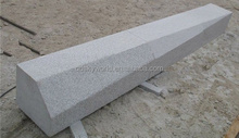G341 grey granite cheap kerbstones bush hammered special use