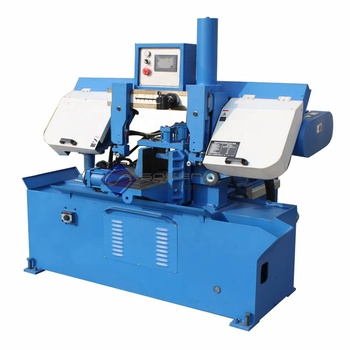 GS280 CNC metal band saw cutting machines for metal