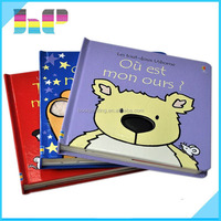 hardcover paper book printing,bound book printing,children thick paper book printing