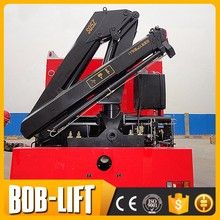 Small electric 10 ton craen truck crane