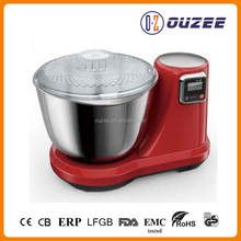 bread dough mixer with LCD display