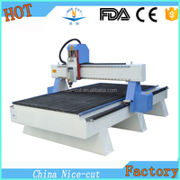 New cnc router woodworking equipment MDF PVC kitchen cabinet production line making