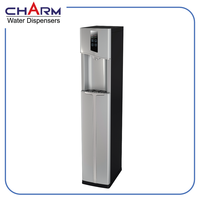 Carbonated water dispenser
