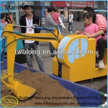 High simulator apperance kids toy excavator car for sale