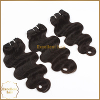 "WOW! 2013 hot sale new style 12"" to 36"" 100% virgin Mongolian body wave hair"