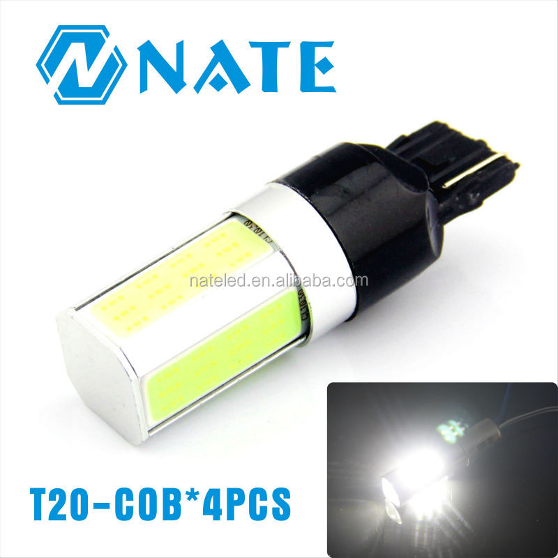 newest car led light turn light t20 12v 21w wedge bulb