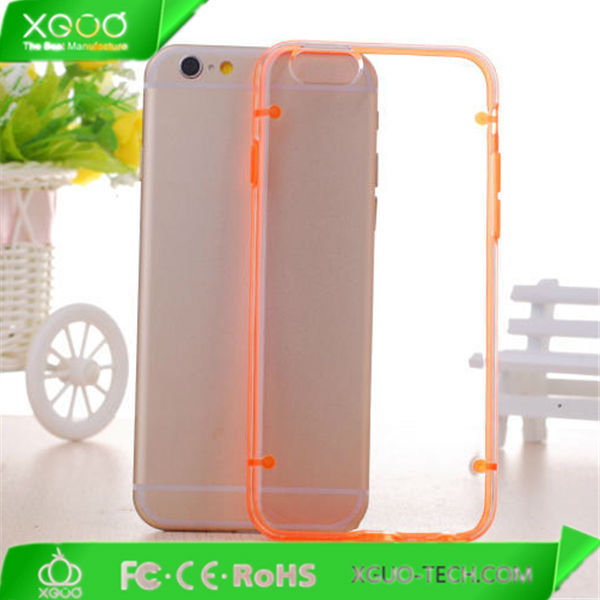 plastic back cover for apple iphone 6 case