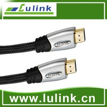 High Speed HDMI Cable 1.4v Support 3D HDMI 1080P Male yo Male Gold Plated Connector