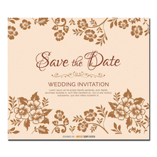 Premium Memorable Wedding Invitation Card for Wedding Only Factory Direct Sale