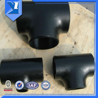 Carbon Steel Pipe Fitting Lateral Tee