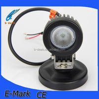 2013 2inch 10W led work light for trucks motocycles