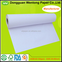 CAD computer inkjet printing paper for plotter and marker
