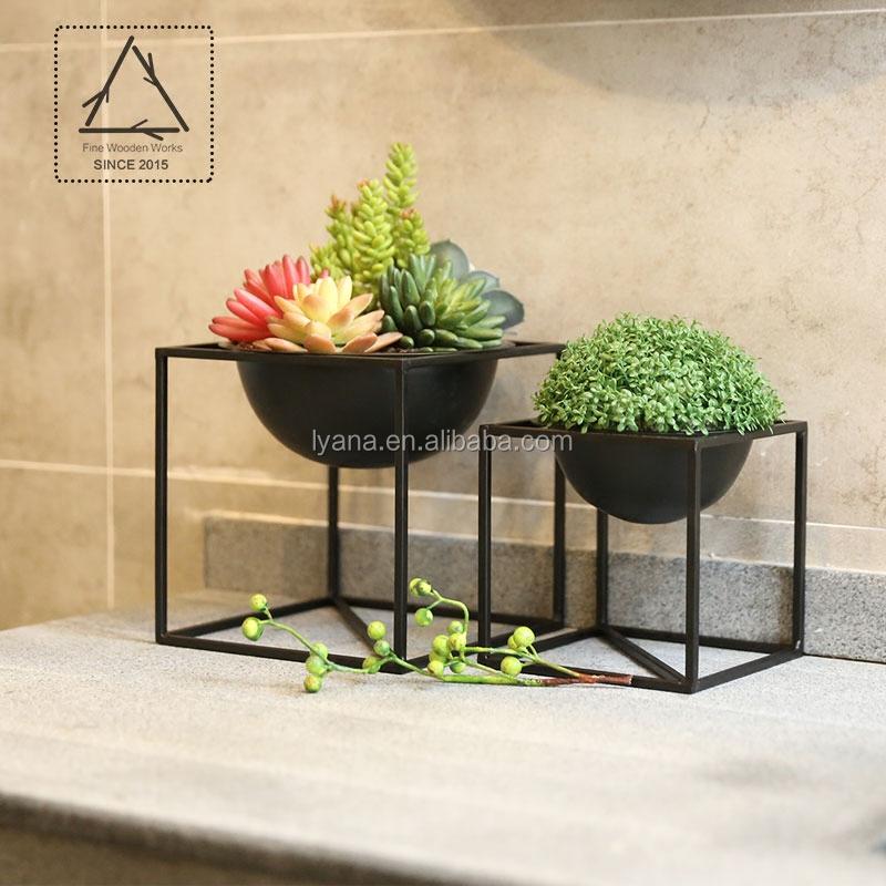 grossiste support pot de fleur en fer forg acheter les meilleurs support pot de fleur en fer. Black Bedroom Furniture Sets. Home Design Ideas