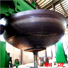 Top qualtiy Forged large diametral carbon steel semi elliptical dished heads