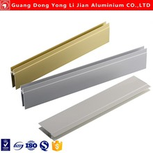 good quality aluminum sliding window and door anodize aluminium trim