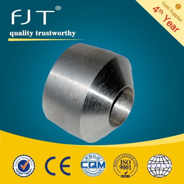 High pressure forged pipe fittings mss sp-97 weldolet