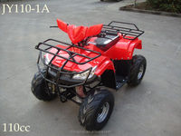 Hot sale 4x4 110cc motorcycle atv