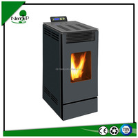 wood pellet stove NB-PS-C(red)