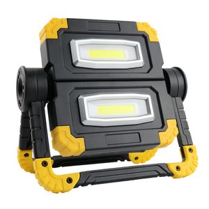 2019 NEW Style Cordless LED COB Work Light Floodlight,Outdoor Waterproof Flood Lights for Camping
